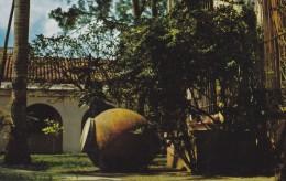 AMERIQUE---ANTILLES--CUBA--patio In A Camaguey Residence--voir 2 Scans - Cuba