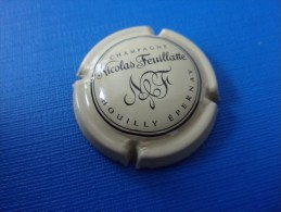 Capsule Champagne Nicolas Feuillatte, Chouilly Epernay - Feuillate