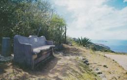 AMERIQUE---ANTILLES--VIERGES--historic Drake's Seat  St.thomas Virgin Islands--voir 2 Scans - Vierges (Iles), Amér.
