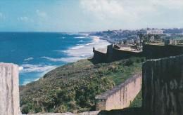 AMERIQUE---ANTILLES---PUERTO RICO---san Cristobal San Juan  Puerto Rico--voir 2 Scans - Puerto Rico