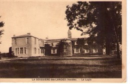La Boissière-des-Landes.. Le Logis - France