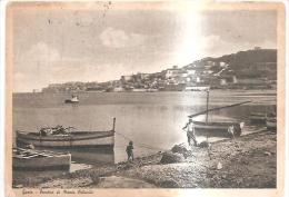68142) Cartolina Di Gaeta-pendice Di Monte Orlando-viaggiata Bella Affrancatura - Italy