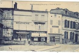 BARBEZIEUX - Place Du Marche - Autres Communes