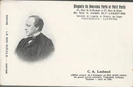 CPA - THEME PUBLICITE - MAGASIN DU NOUVEAU PARIS - LACHAUD - Publicidad