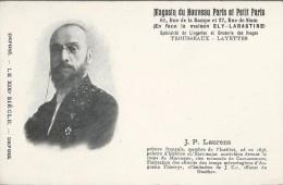 CPA - THEME PUBLICITE - MAGASIN DU NOUVEAU PARIS - LAURENS - Publicidad