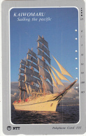 JAPAN - Sailing Boat(250-507), 08/90, Used - Bateaux