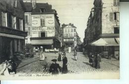 HONFLEUR Place Hamelin - Honfleur