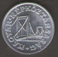 UNGHERIA 50 FILLER 1987 - Hungary