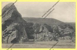 Old Time  ISLAND OF JERSEY Plemont Bridge 1911 (superb Obliteration) - Jersey