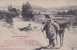 """58 Nièvre   Aneries Morvandelles  """"  Le Moindre Mal  """"  N° 2 - Non Classés"""