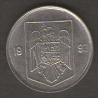 ROMANIA 5 LEI 1993 - Romania