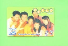 CAMBODIA  -  Remote Phonecard As Scan - Cambodia