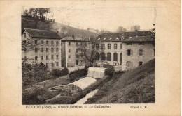 38 RENAGE  Grande Fabrique  - La Guillonière - Renage