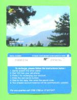 BHUTAN - Remote Phonecard As Scan