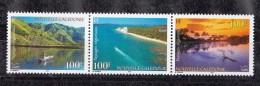 Nouvelles-Calédonie N°827 à 829** - Nueva Caledonia