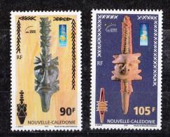Nouvelles-Calédonie N°823 à 824** - Nueva Caledonia