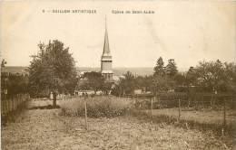 GAILLON L'EGLISE DE SAINT AUBIN - Andere Gemeenten