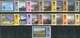 Falkland Isl. Dependencies 1984. Michel #78/90-II MNH/Luxe (TS15) - Falklandeilanden