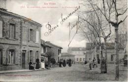 81 Saint Urcisse, Près De Rabastens - La Promenade - Chien - Animation - Francia