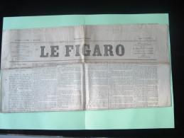 JOURNAL Le Figaro 01.06.1871 Lendemain De La Chute De La Commune De Paris - Journaux - Quotidiens