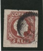 Portugal _  Dom Pedro V  __ N°5 (1855 ) - ...-1853 Préphilatélie