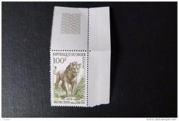 Niger  Lion N° 108 BDF MNH** - Niger (1960-...)
