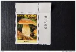 Niger Champignon Cépe N° 692 BDF Numéroté MNH** - Niger (1960-...)