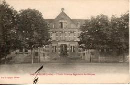10. Bar Sur Seine. Ecole Primaire Superieure De Garçons - Bar-sur-Seine
