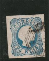 Portugal _  Dom Pedro V   __ N°  6a (1855 ) - ...-1853 Préphilatélie