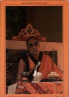 ! Moderne Ansichtskarte Dalai Lama , Nepal - Budismo
