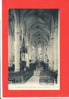 76 LA BOUILLE Cpa Intérieur De L' Eglise     267 ND - La Bouille