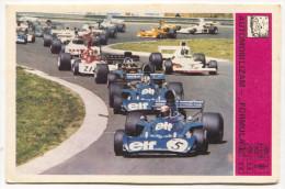 F1 - SVIJET SPORTA, Trading Card - Grand Prix / F1