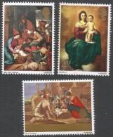 Great Britain. 1967 Christmas. MNH Complete Set. SG 756-758 - 1952-.... (Elizabeth II)