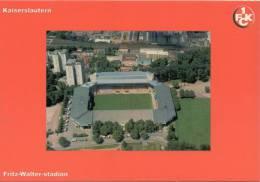 """KAISERSLAUTERN Stade """"Fritz Walter Stadion"""" Allemagne - Fútbol"""