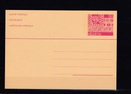 Schweiz Ganzsache MiNr. P243 Postfrisch - Ganzsachen