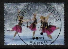 2015 Finland Skating Fine Used. - Gebraucht
