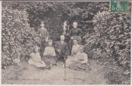 DIGNY : COMMERCE JULLIOT-MOREAU DIGNY ? 1912 - CLICHE JULLIOT - R/V - - Autres Communes