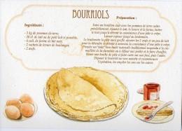 Recette - BOURRIOLS - 00019 RP005 - S.A. APA-POUX - TBE - Recettes (cuisine)