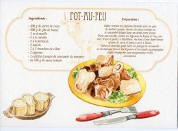 Recette - POT-AU-FEU - 00019 RP009 - S.A. APA-POUX - TBE - Recettes (cuisine)