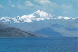 China - Mt Noijinkangsang (7191M), Gyangzê, Rinbung & Nagarzê Counties Of Tibet, Chinese Mountaineering Association Pc - Mountaineering, Alpinism