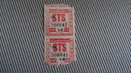 Bus Ticket From Colombo Sri Lanka - Fahrkarte - Transportation