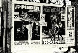 94431 - Illustrateur Jean Berger      Affichage    Pinder   Jean Richard   Gilbert Houcke - Autres Illustrateurs