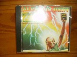 CD : Alpha Blondy And The Wailers - Jérusalem - Reggae