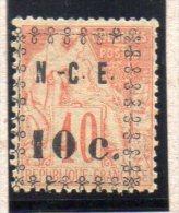 Nelle CALEDONIE : TP N° 11 * - Unused Stamps