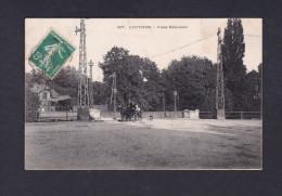 Peu Courante Louviers Place Nationale ( Animée Attelage N°337) - Louviers