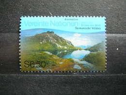Tasmanishe Wildnis (Australia) # United Nations UN Vienna Austria  1999 MNH # Mi.280 UNESCO - Vienna – International Centre