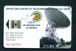 TOGO - Chip Phonecard *BOGOF (stock Scan)