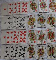 Ancien Jeu De Cartes 32 Cartes à Jouer BREPOLS  Type N° 93 - 32 Cartes