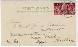 Irland - Postcard - 20.2.1949 - Refb4 - 1937-1949 Éire