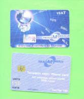 MONGOLIA - Chip Phonecard/Teleco